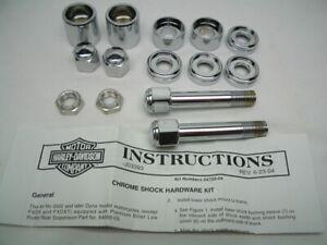 Billet Shock Absorber Mounting Hardware 54720-04 Harley Dyna FXD