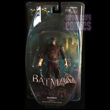 Batman ARKHAM CITY Series 4 DEADSHOT Action Figure DC Collectibles!