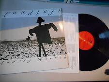 LP Pop Ludwig Hirsch - Landluft (8 Song) POLYDOR + Org Insert Club Edition