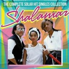 The Complete Solar Hit Singles Collection 5414939647529 by Shalamar CD