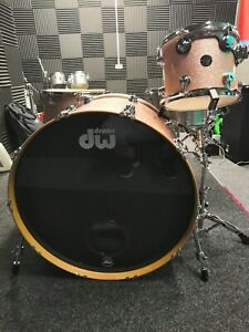 """DW (1998-2000) COLLECTORS SERIES 12"""",16"""",26"""" SHELL PACK CHAMPAGNE SPARKLE"""