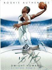 Upper Deck Sp Authentic 2005 Dwight Howard Rookie Card Autograph #702/999