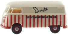 Brekina 932167 VW T1b cajones fleischwaren Deutz Beige límite 180 piezas 1:87