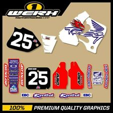 HONDA CR125 1991-2007 CR250 1990-2007 CR500 1991-2001 HONDA OF TROY GRAPHICS