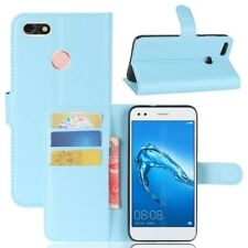 Case Wallet Premium Blue For HUAWEI Y6 Pro 2017 / Enjoy 7 Sleeve Case Cover New