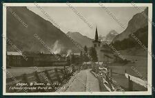 Aosta Rhemes Notre Dame Foto cartolina QQ6114