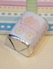 30 Baby Shower Its a Girl Stroller Pink Hershey Candy Nugget Wrappers Stickers