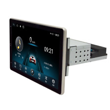 "10.1"" HD 1Din 4G Full Netcom Touch Screen Quad-Core GPS Wifi BT DAB Mirror Link"