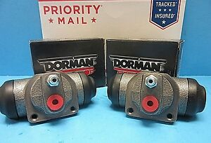 2 Drum Brake Wheel Cylinders Rear Left Right Replace Chevy GMC OEM # 18018788