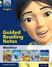 Project X Origins: Yellow Book Band, Oxford Level 3: Weather: Guided Reading...