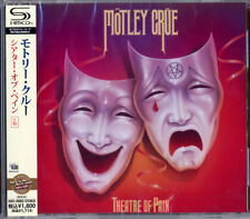 MOTLEY CRUE-THEATREOF PAIN +6-JAPAN SHM-CD BONUS TRACK D50