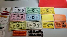 Monopoly Harley-davidson Game Pieces