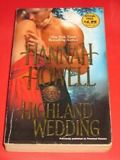 wm* SALE : HANNAH HOWELL ~ HIGHLAND WEDDING