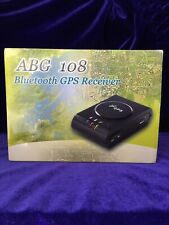 Rare - Bluetooth GPS Receiver ABG 108 Very Good Condition