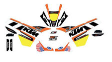 NEW OEM KTM 2016 RC CUP REPLICA GRAPHICS RC 390 CUP 2016 UPP1608190