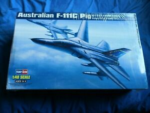 HobbyBoss Model kit 1/48 RAAF Australian F-111C Pig #80349