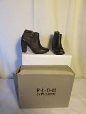 boots/bottines PALLADIUM dark brown 36