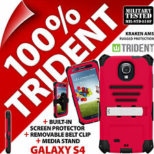 Trident Kraken AMS Protective Heavy Duty Hard Case Rugged for Samsung Galaxy S4