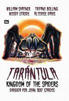 KINGDOM OF THE SPIDERS (1977)  William Shatner, Tiffany Bolling -  DVD R2