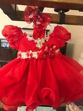 baby infant pageant dress glitz