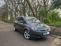 Vauxhall Zafira 1.8 i Petrol 16v SRi 5 door 140ps MPV Grey