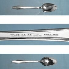 STATE HOUSE STERLING TEASPOON(S) ~ FORMALITY ~ NO MONO