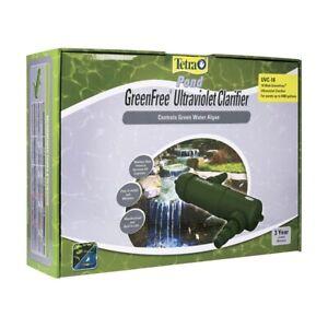 Tetra Pond GreenFree Ultraviolet Clarifier Ponds 4400 Gallons UVC-18 READ