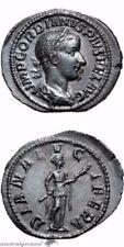 Cleaned Denarius Roman Imperial Coins (235 AD-476 AD)