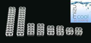 Transparent Cable Comb Set For 3mm Cables Choose 10 Leave Message at Checkout
