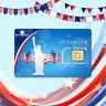 Sim Karte Lyca USA Amerika Prepaid 4 GB LTE, Flatrate Telefonie / SMS + internat