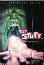Cinema Poster: STUFF, THE 1985 (Double Quad) Larry Cohen Paul Sorvino