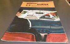 zeitschrift robert bosch ag kurier f freunde heft 26 1959 alt reklame / werbung