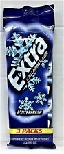Wrigley's Extra Winterfresh Long Lasting Flavor Sugar Free Gum 3 pack Wrigleys