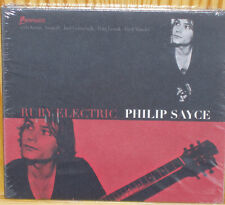 Philip SAYCE  : Ruby electric