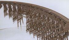 scala H0 KIT DI COSTRUZIONE GRANDI Ponte di legno 2016 NEU