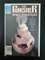 THE PUNISHER WAR JOURNAL #36 MARVEL COMICS 1991 NM- NEWSSTAND EDITION