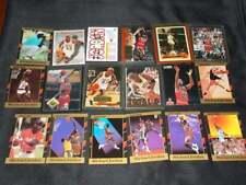 Michael Jordan  Lot of 18 Sport NBA Trading Cards Conditions Same Rare. NRMT-MNT