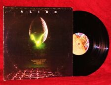 OST ALIEN JERRY GOLDSMITH 1979 2OTH CENT FOX VG++
