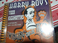 Harry Roy - - Tiger Ragamuffins - Swinging with the Tigers   CD