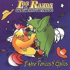 Entre Pericos Y Gallos by Los Razos de Sacramento (CD, Sep-2000, Sony BMG)