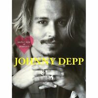 Photo Book JOHNNY DEPP All About JOHNNY Perfect Style Collective 2013 Japan