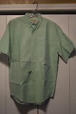 Men's Sun River Short Sleeve Shirt Size M