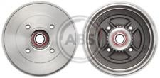 Bremstrommel A.B.S. 2698-SC hinten für DACIA RENAULT