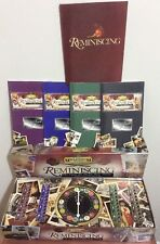 Reminiscing Board Game Millennium Edition 1998 Tdc Games Complete
