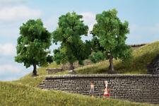 Auhagen 70936 árboles de hoja caduca verde oscuro 7 cm # NUEVO EN EMB. orig. #