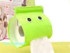 Articles et textiles vert en tissu pour la salle de bain