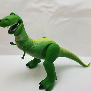 Toy Story Rex Posable Figure Think way Toys