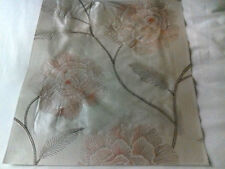 Lovely Harlequin Dupion Silk Fabric Sample Amilie Marbree PR9130 Cushion Panel