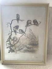 Woodcut/Block Artist Original Art Prints