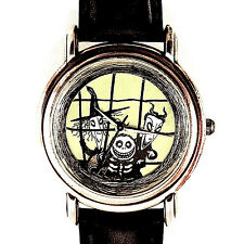 Nightmare Before Christmas Lock, Shock, Barrel Fossil Limited Edition Watch $159